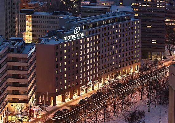 Hotel Motel One Spittelmarkt Berlin